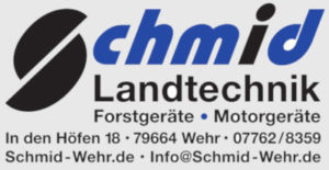 Schmid Landtechnik Wehr